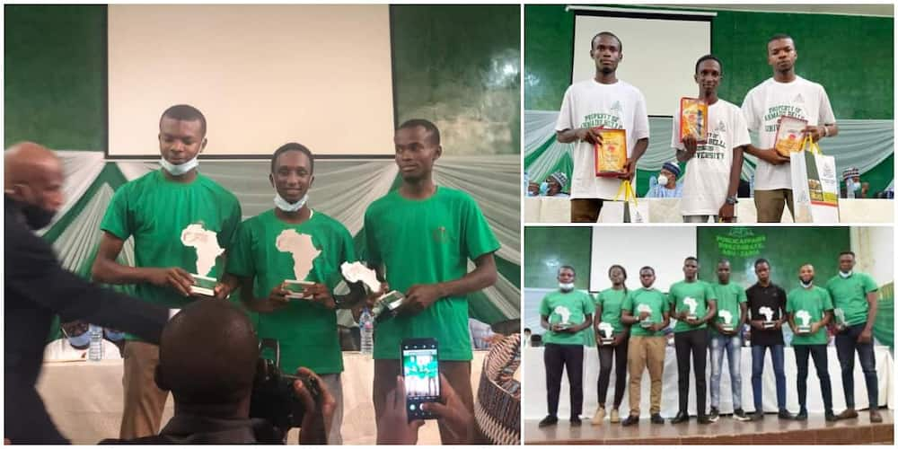 Three Brilliant Nigerian Students Defeat 150,000 Students from 82 Countries to Win Global AI Contest