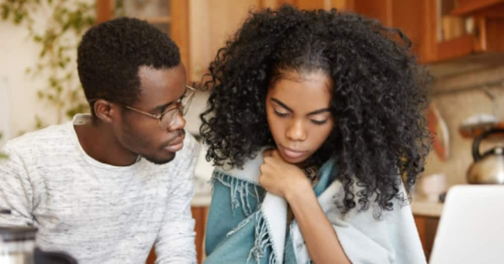 Ghanaian Woman Laments over why she is Unable to love the Man she is Dating
