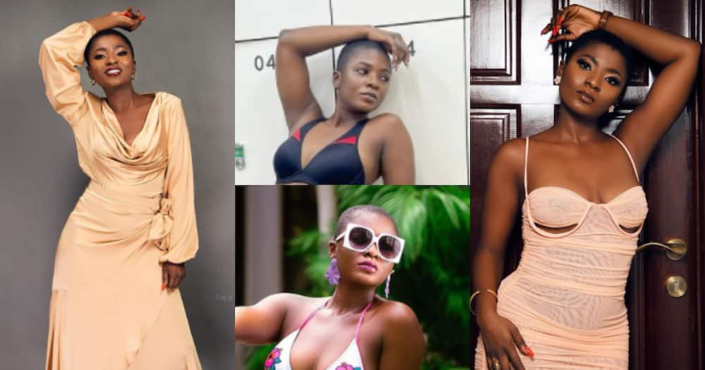 Ahuofe Patri creates a stir as she drops photo flexing her natural looks