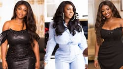 """""""Oh love this look"""" - 2 latest gorgeous photos of Yvonne Okoro sparks massive reactions"""