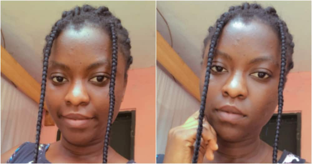 Someone should pretend to be my boyfriend for 24 hours, I'll pay - Ghanaian lady begs for love