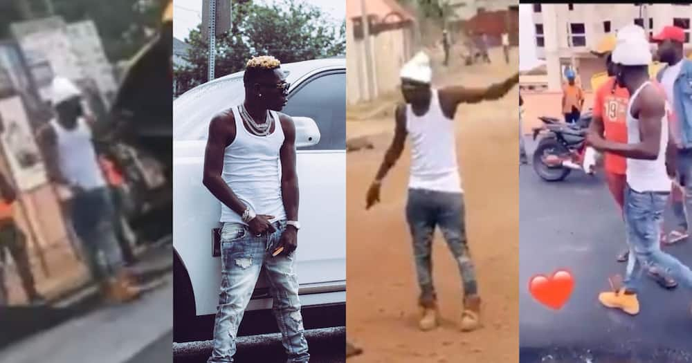 Shatta Wale Speaks On Viral Video Of His Boys 'Attacking' Road Constructors