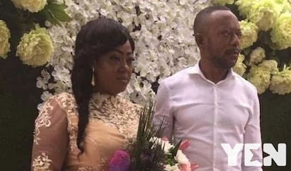 Owusu Bempah reportedly leaves his 'tundra' wife after just 9 months of marriage