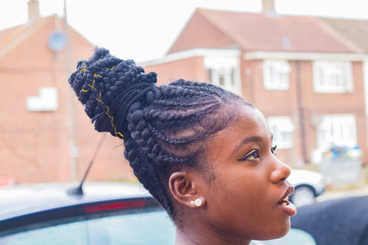 15 Best African Braids Hairstyles 2019 Yen Com Gh