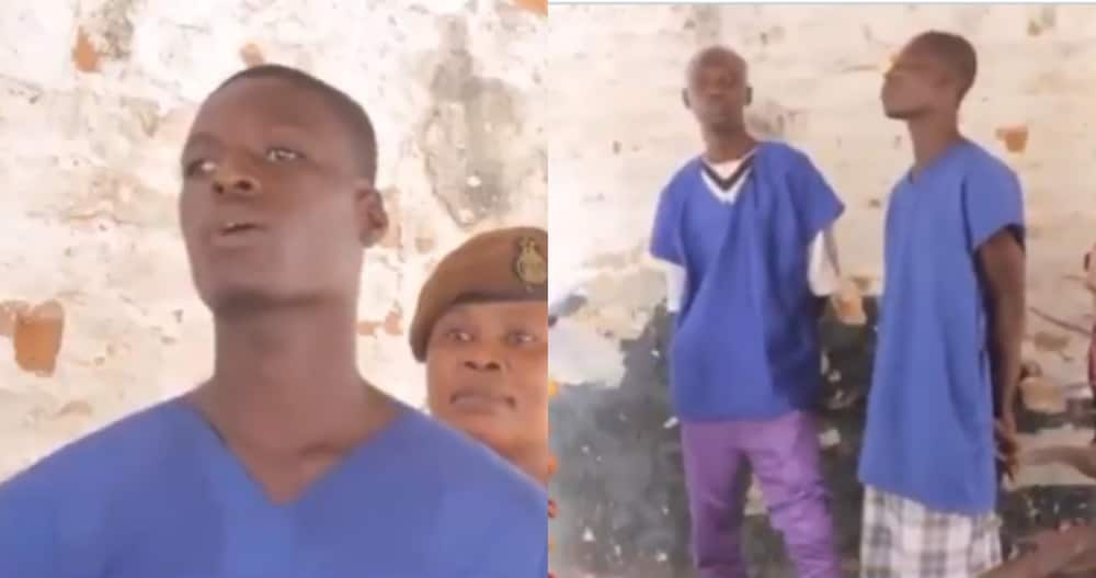 Man in Ghana narrates how he landed in jail after stealing food from rice cooker