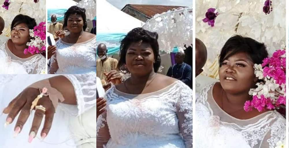 Tragedy as lady dies on Saturday after wedding on Sunday