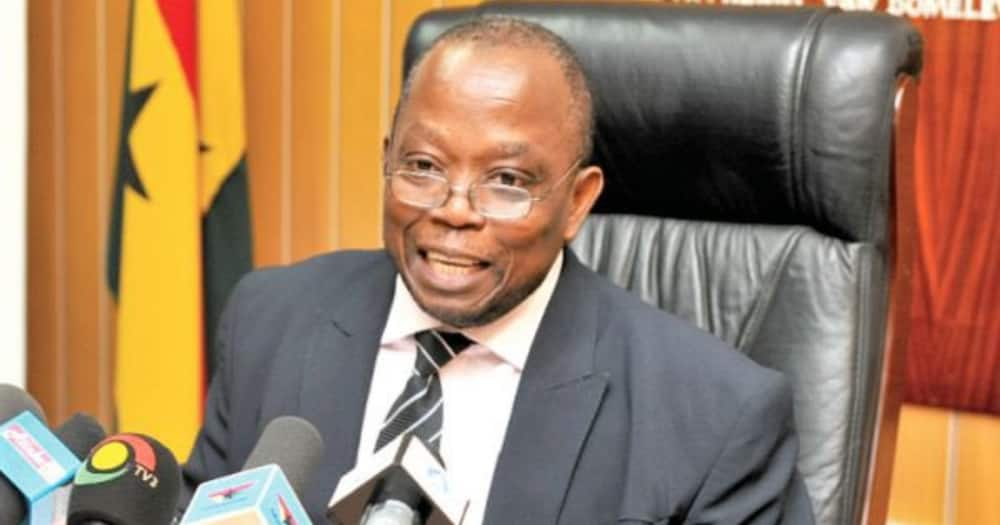 Let acting AG hand over to me; then I hand over to you - Domelevo tells Audit Service Board