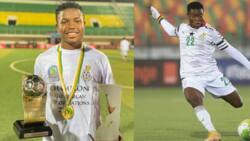Abdul Fatawu Issahaku: AFCON U20 MVP joins Dreams FC ahead of new season
