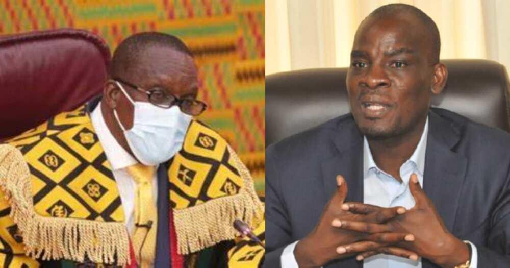 I refused to be lured to be Speaker of Parliament - Haruna Iddrisu reveals