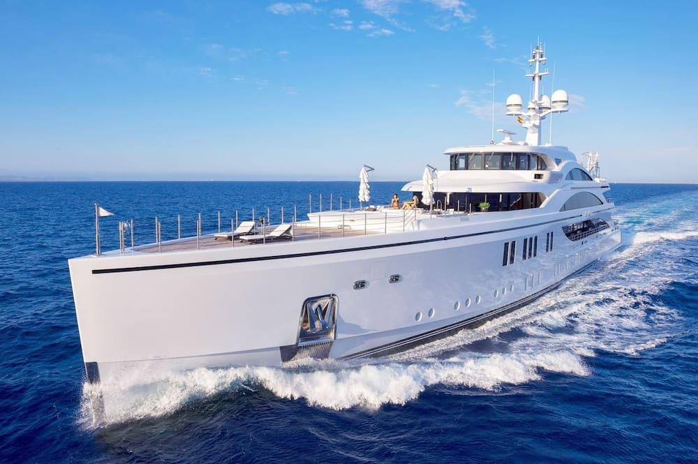 Real Estate Mogul Nick Candy Is Selling His $71 Million Yacht