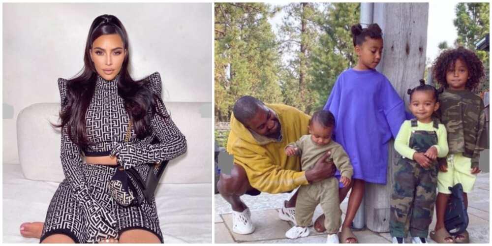 Kim Kardashian dispels divorce rumours as she gushes over her family in new post