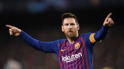 Lionel Messi has scored 634 times in 731 games for Barcelona, averaging 0.9 goals