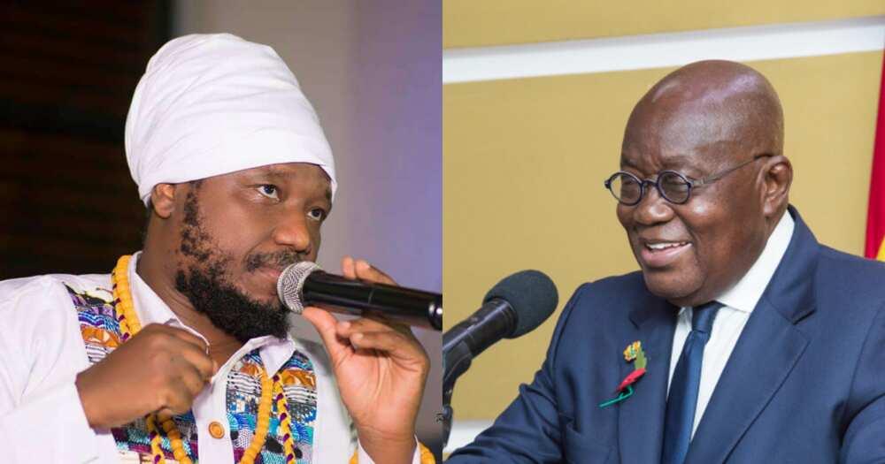 'Tired' 77-year-old Akufo-Addo retiring people 18 years younger sad - Blakk Rasta