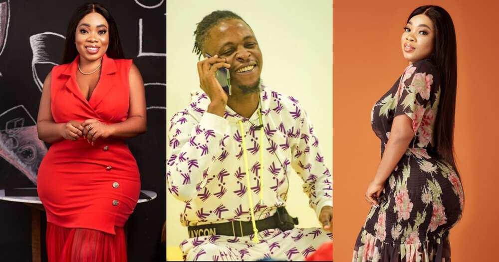 Moesha accused of begging for BBNaija winner Laycon's attention on social media