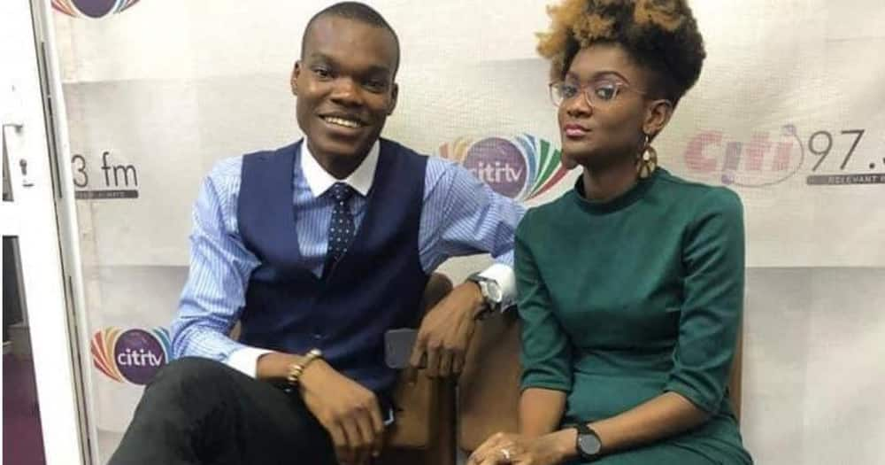 Explainer: Why Citi FM/TV's Caleb Kudah and Zoe Abu-Baidoo were arrested in detailed chronology
