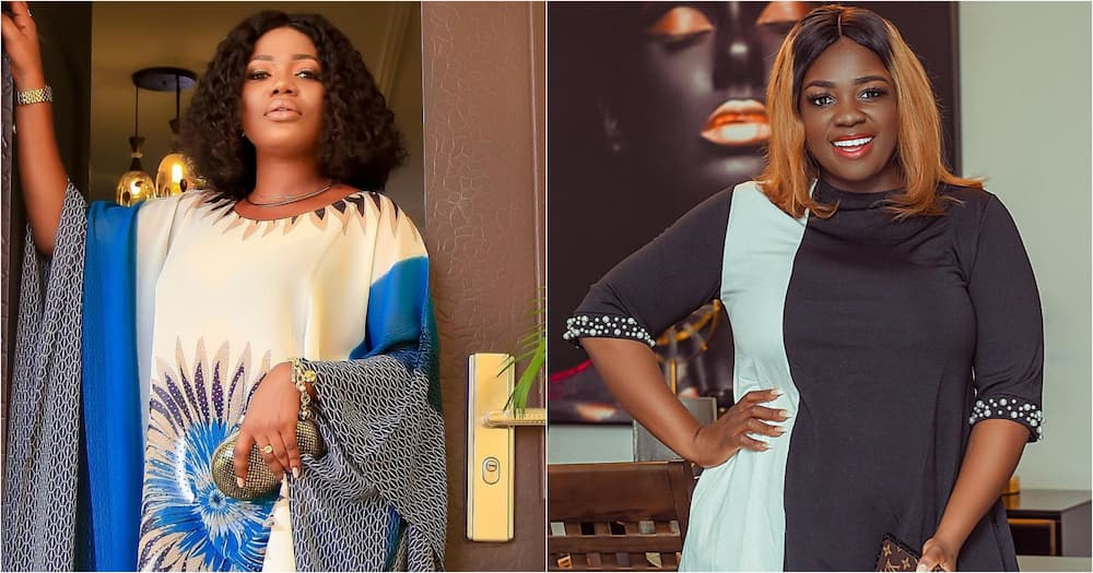 Tracey Boakye confirms Mzbel as her rival; rains more insults on her (video)