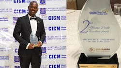 Maglans micro credit adjudged the best microcredit enterprise of the year 2020