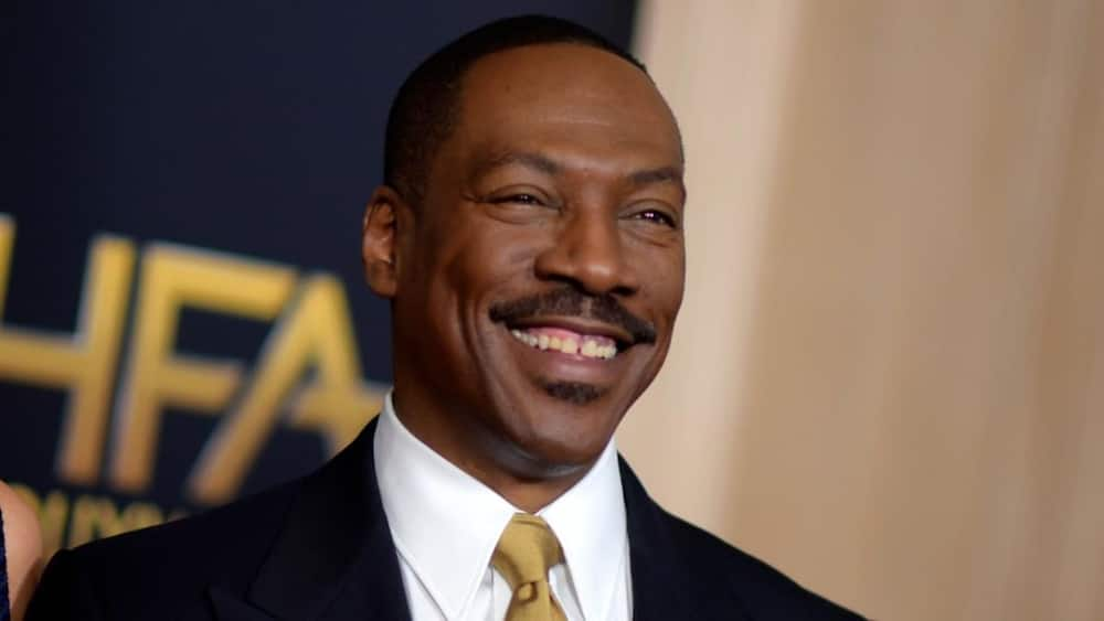 Eddie Murphy names his favourite black celebrities of all time, says Muhammad Ali was his greatest inspiration