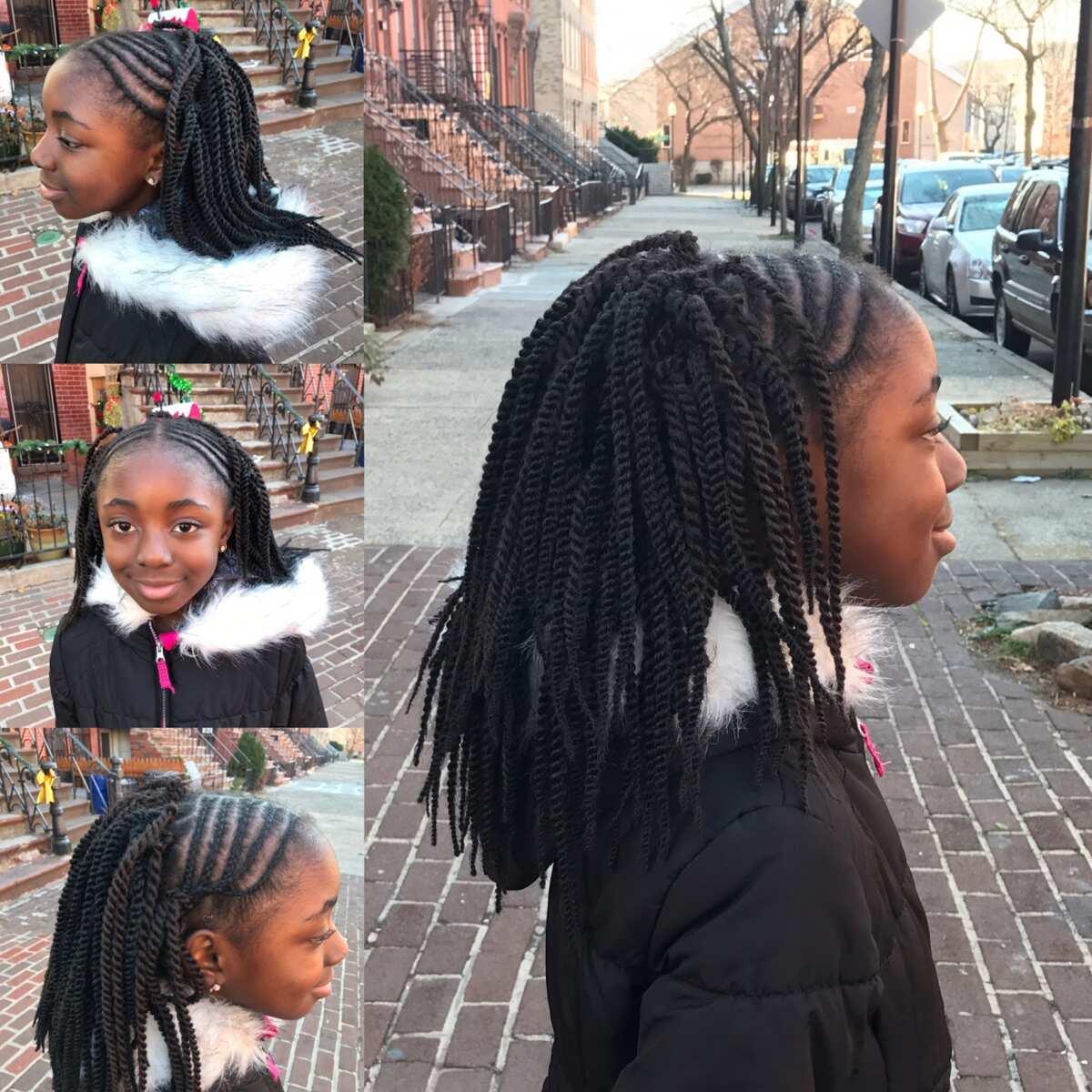 braids for kids