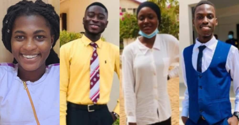 Ghanaian CEOs under 30 jointly offer full scholarship to 4 university students