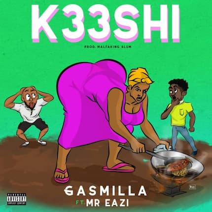 Gasmilla's K33SHI is the latest X'mas banger in town. Check it out