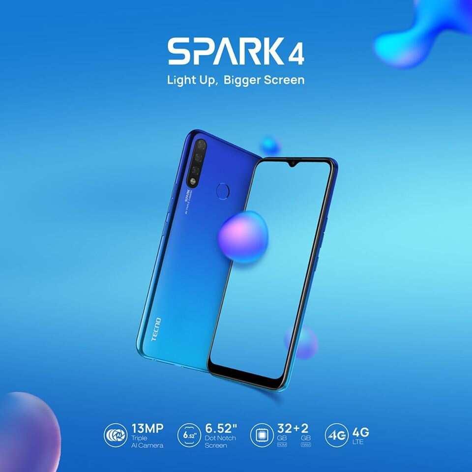 Tecno spark phone price in ghana