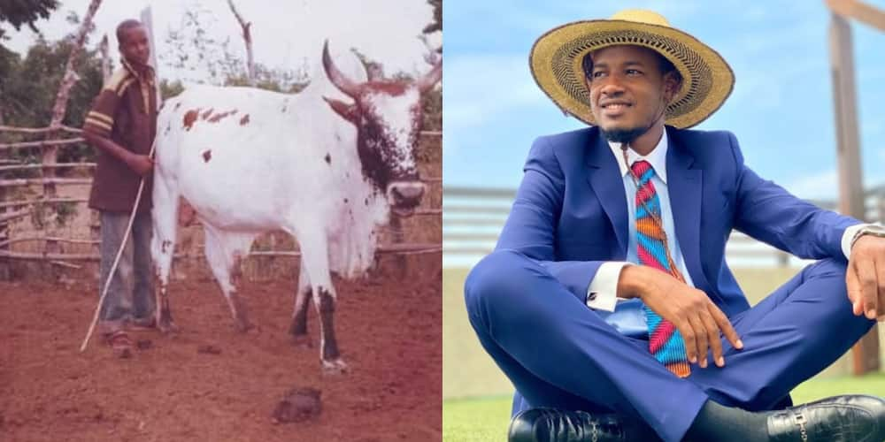 From cowboy to top radio and TV presenter; Umaru Sander shares powerful throwback story