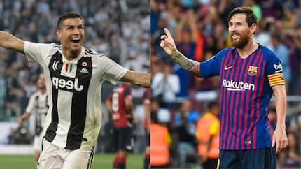 Ronaldo, Messi make UEFA's top 50 players Team of the Year