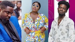Fans attack Maame Serwaa for 'insulting' VGMA after Kuami Eugene won over Sark