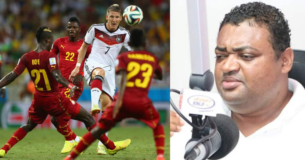 The Black Stars performance at the 2014 World Cup wasn't abysmal - Joseph Yamin