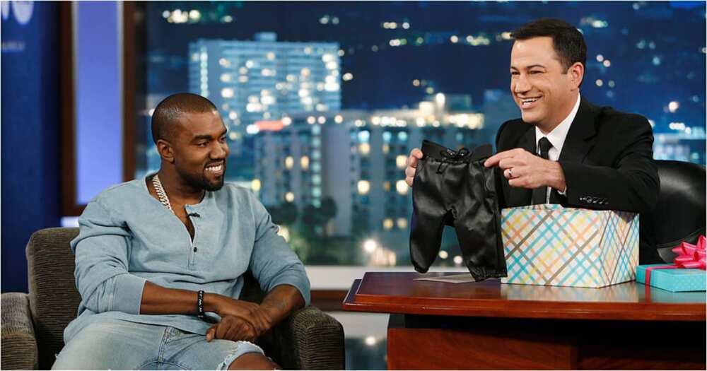 Kanye West misses Jimmy Kimmel appearance after measly number of votes