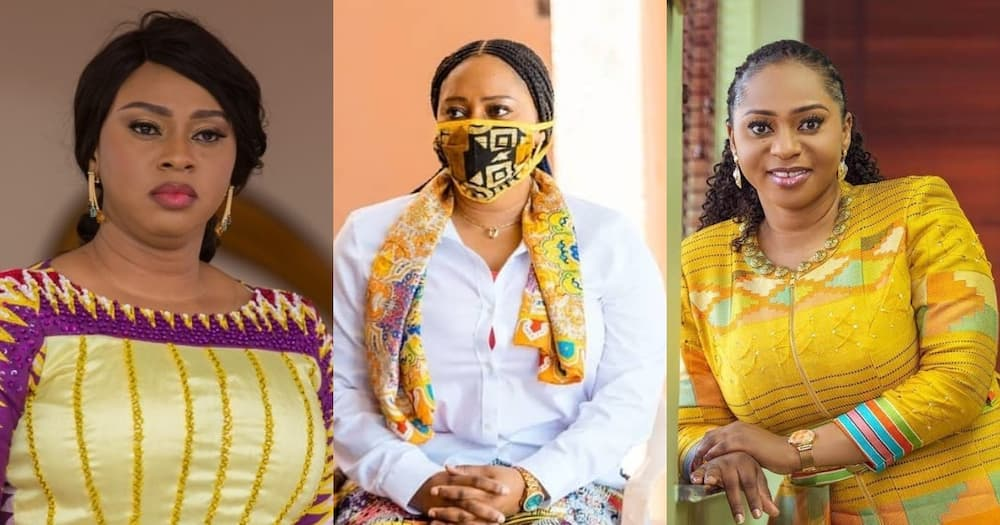 11 photos of Adwoa Safo that prove she is the prettiest Ghanaian MP