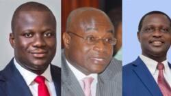 Kyei Mensah-Bonsu, Abu Jinapor, 4 other new faces in Akufo-Addo's cabinet