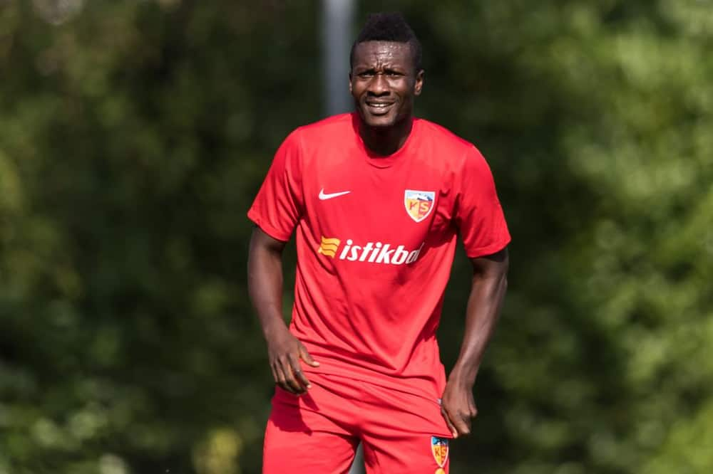 Richest Ghanaian footballers