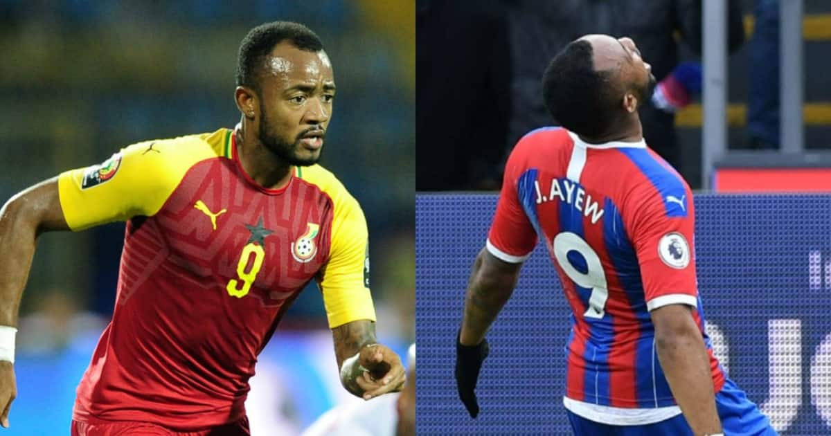You are the reason for my form - Jordan Ayew praises people behind his success