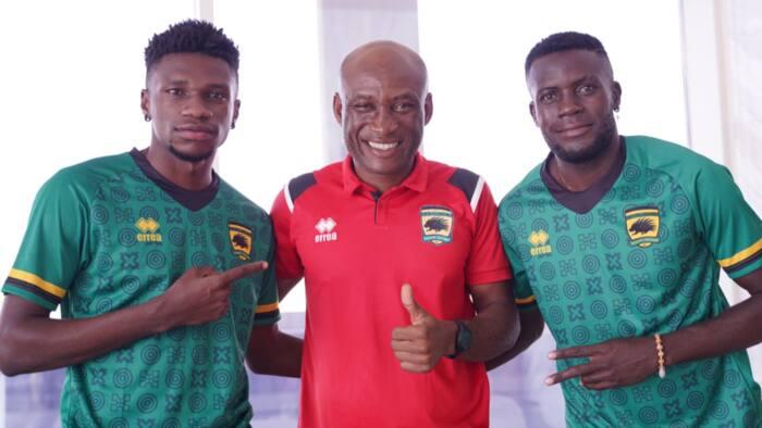 Kotoko sign Cameroonian duo ahead of 2021/22 Ghana Premier League season