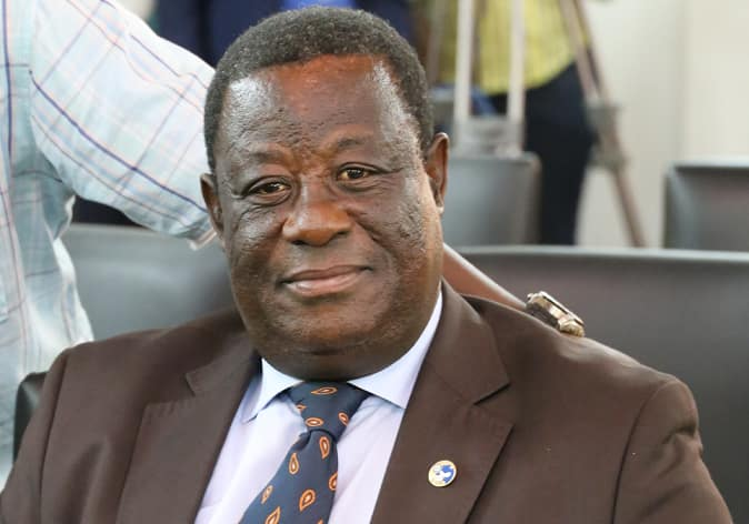 Roads Minister threatens to end contracts of contractors who insult Akufo-Addo