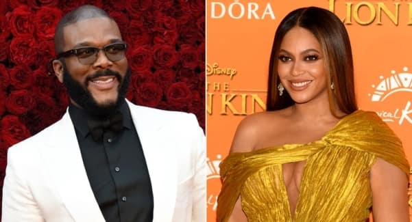 Beyonce reveals why she broke down in tears after Tyler Perry builds GHc 1.3 billion studio