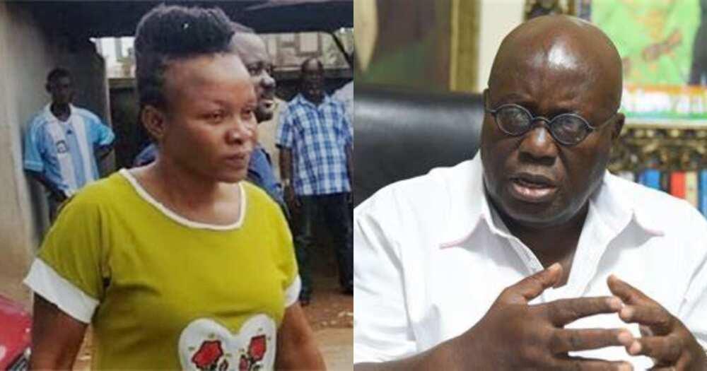 Female coup plotter who wanted Akufo-Addo eliminated captured