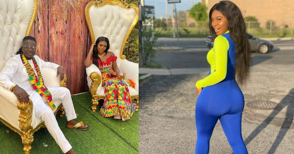 Bella Tee: 7 photos of Wisa Greid's newly wedded wife who is also a musician