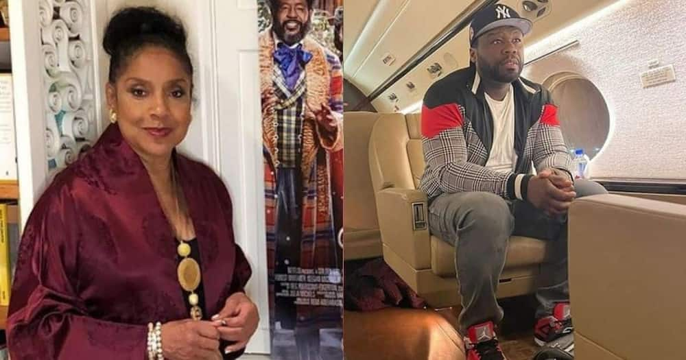 50 Cent, US celebs, react, Bill Cosby, prison release