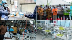 1D1F: Shoe, Garment and 5 other factories newly commissioned by Akufo-Addo
