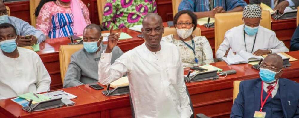 Let's blame Nana Addo for robberies; it signifies breakdown in law and order – Haruna Iddrisu