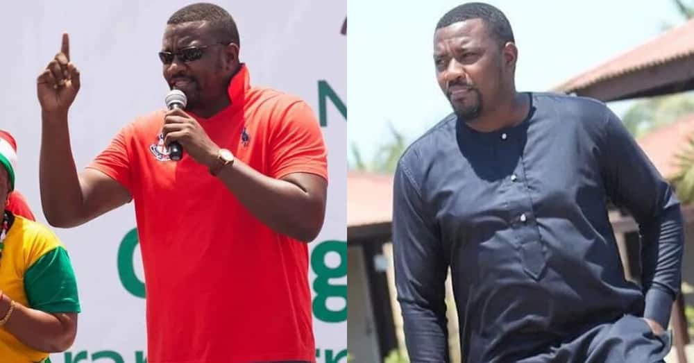 I'll dedicate 50% of my salary as MP to the youth - John Dumelo to Ayawaso West Wuogon
