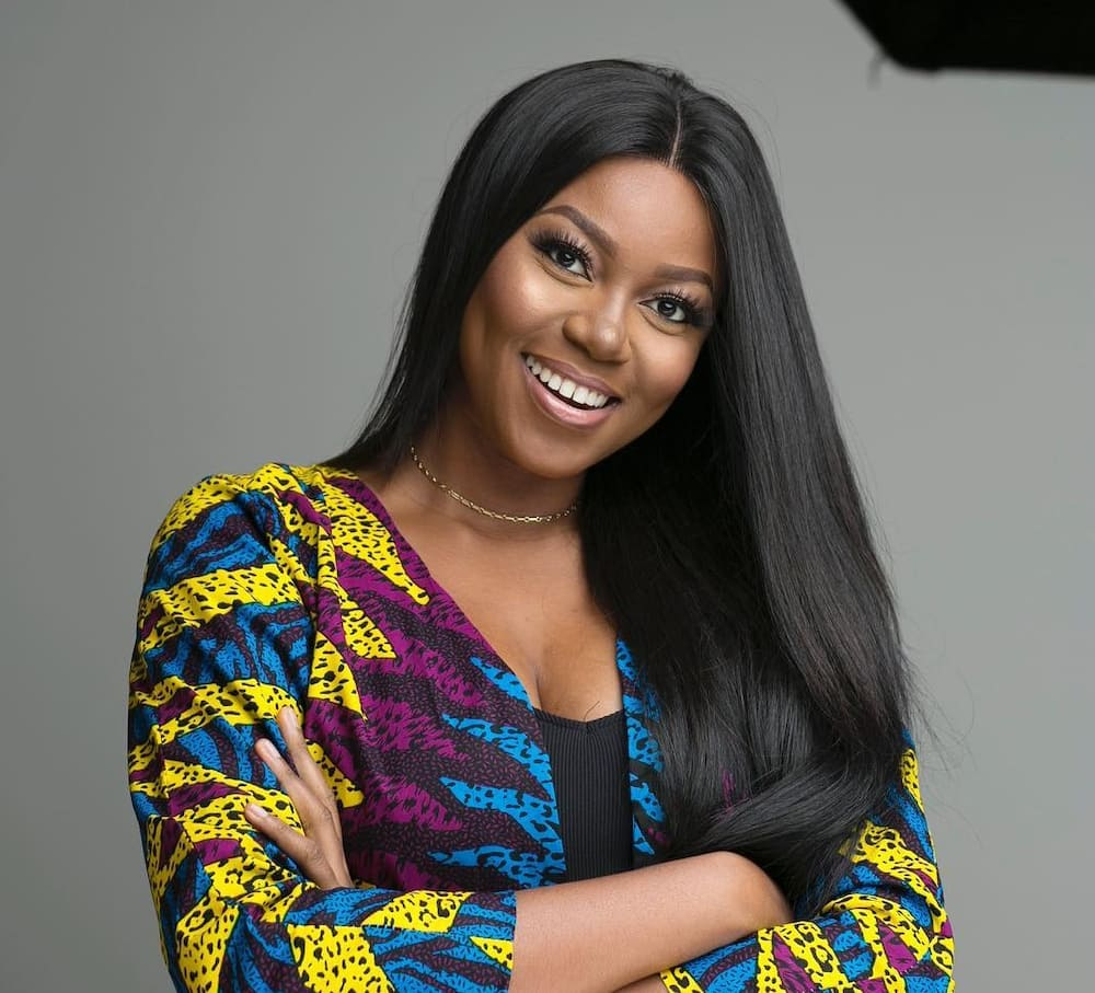 Slimming teas, waist trimmers don't work, the gym does - Yvonne Nelson warns ladies