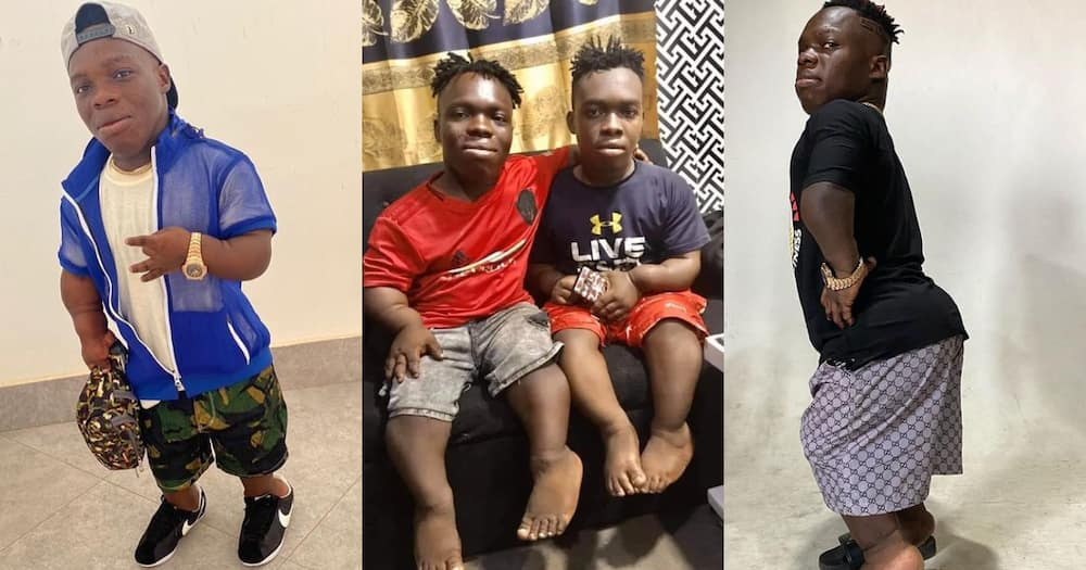Shatta Bandle: Brother of Popular Instagram Influencer pops up; fans say he is more Handsome