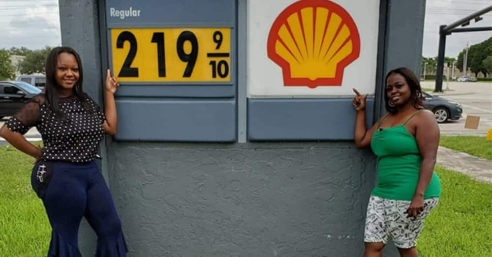 Mom & daughter make history, open Black-owned shell gas station in Florida