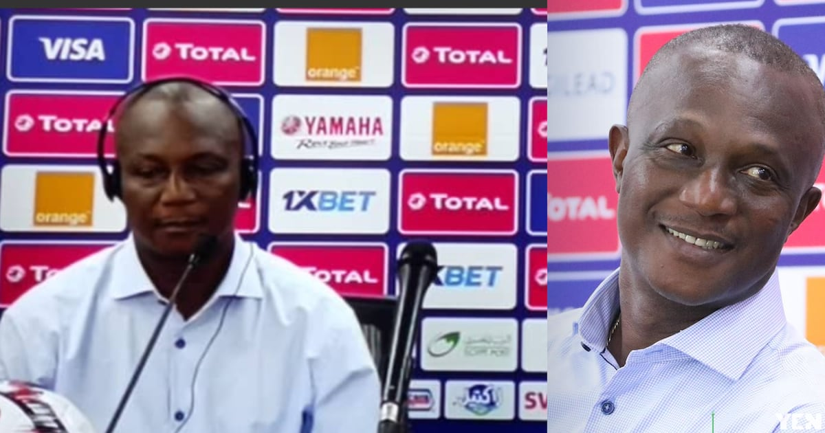 It was a good game - Coach Kwesi Appiah speaks after 2-2 draw with Benin (photo)