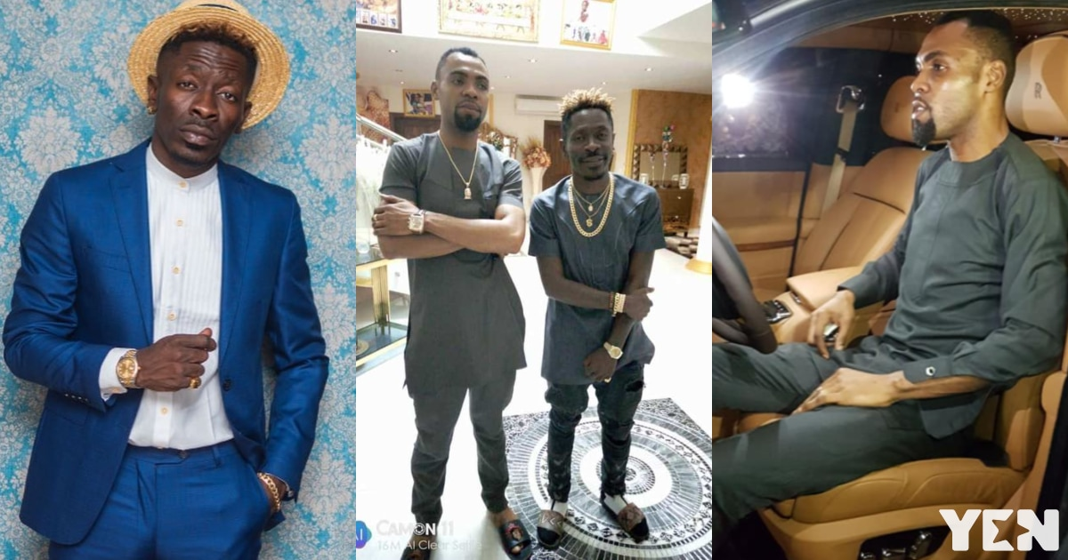 Without Shatta Wale, no Obofour - Man reveals occultic bond between the two (video)
