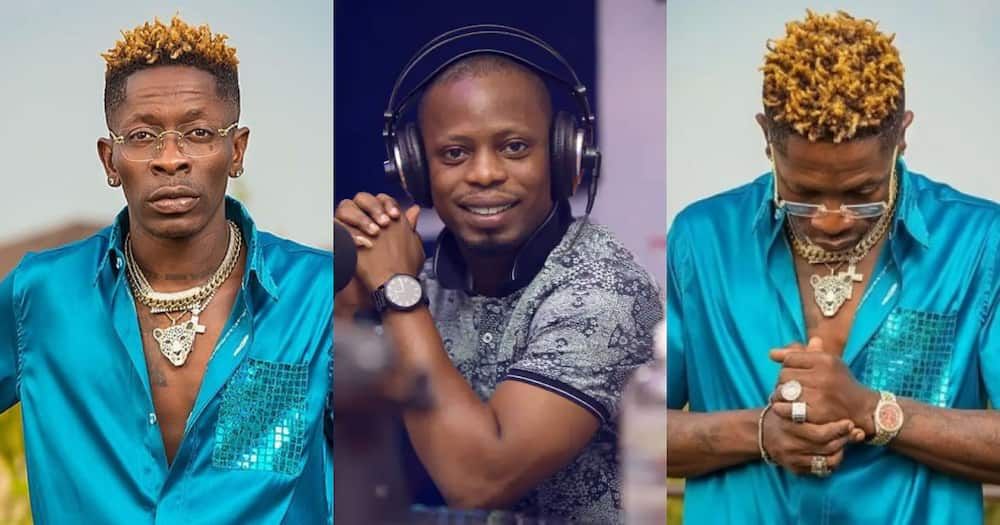 It was a good move - Arnold Elavanyo Mensah reacts to Shatta Wale's apology to Ghanaians